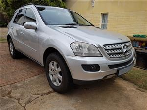 2007 Mercedes Benz ML 320CDI