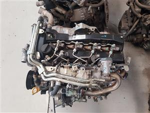 TOYOTA HILUX 2.4 GDS ENGINE(2GD) FOR SALE
