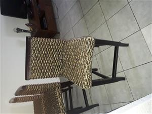 Excellent Condition Bar Chairs!! Neg Price