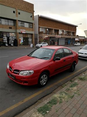 2001 Nissan Almera 1.5 Acenta