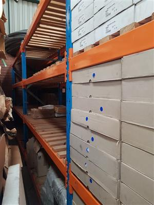 Upright Shelving for sale