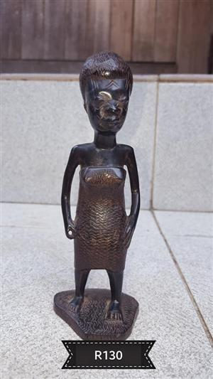 African woman ornament for sale