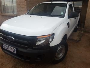 2012 Ford Ranger 2.2
