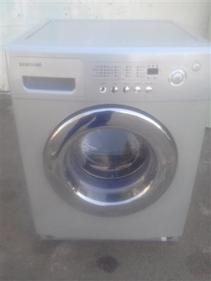 7.2kg Samsung front load washing machine