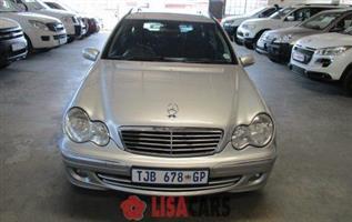 2006 Mercedes Benz C Class C200 Kompressor estate Classic
