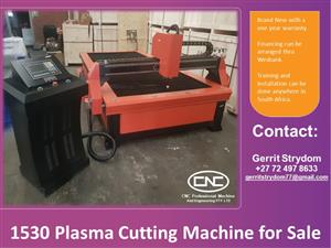 1500mm x 3000mm Plasma Cutting Machine for Sale