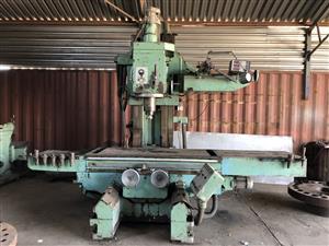 Droop & Rein Milling Machine