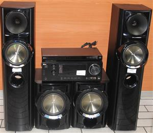 S034443A LG ARX500 2.2 home theatre system #Rosettenvillepawnshop