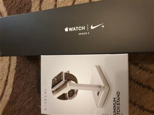 Apple Watch Nike+ Series 3 38mm S Gray