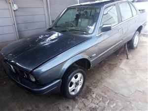 1994 BMW 3 Series 320d