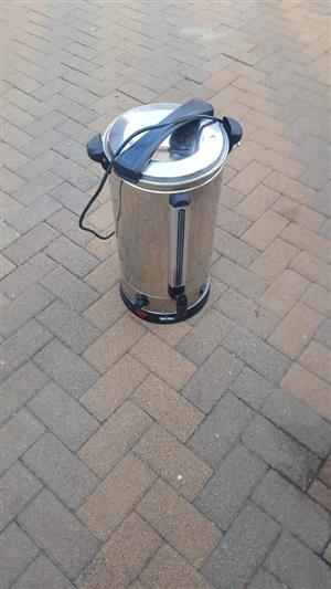 Silver warming urn for sale