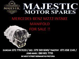 MERCEDES BENZ M272 INTAKE MANIFOLD