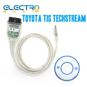Toyota TIS Techstream Auto Diagnostic Tool