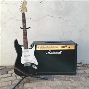 SALE or TRADE: Classic Electric Guitar & Amp Combo