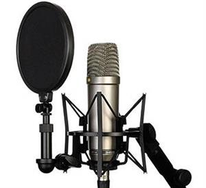 Rode NT2A Studio Condensor Microphone,Large Diaphragm.
