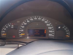 2001 Mercedes Benz C-Class sedan C270 CDi ELEGANCE A/T