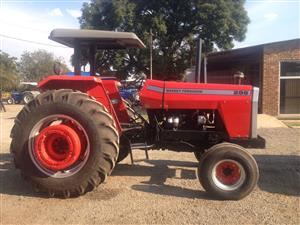 Red Massey Ferguson (MF) 298
