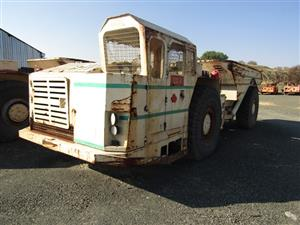 EJC-TAB Articulated U/G Dump Truck - ON AUCTION