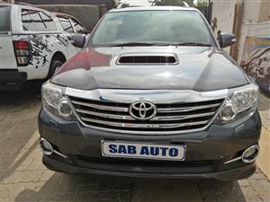 2014 Toyota Fortuner 3.0D 4D Ltd edition auto