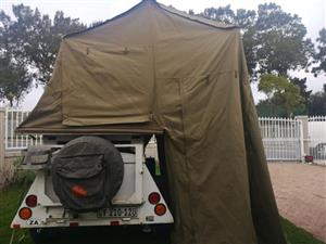 2006 wilderness camping trailer