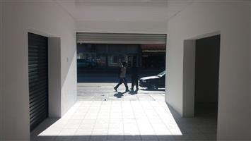 Retail on Ground Floor to let in Mini Mall on Halt Road Elsies River