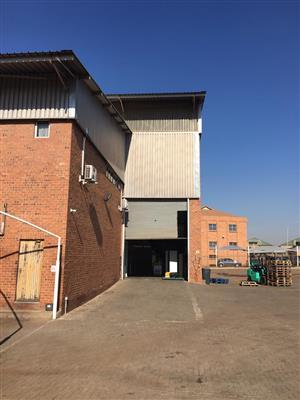 LARGE WAREHOUSE / FACTORY / DISTRIBUTION CENTRE FOR SALE IN HIGHVELD TECHNO PARK, CENTURION!