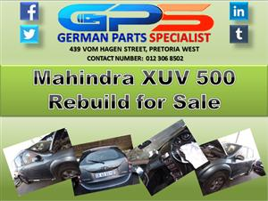 Mahindra XUV 500 Rebuild for Sale