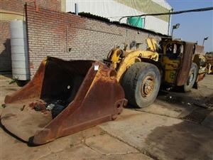 Atlas Copco ST1030, Scooptram Load Haul Dumper - ON AUCTION