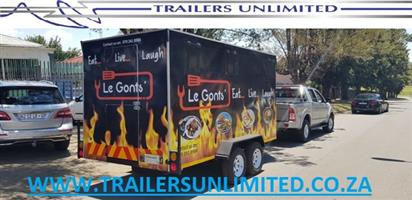 LE GONTS MOBILE KITCHEN 5000 X 2000 X 2000MM