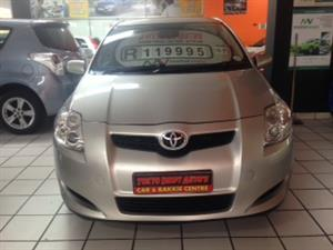 2007 Toyota Auris 1.6 RT
