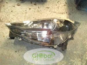Mazda Left Headlight