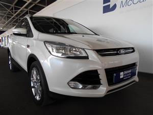 2014 Ford Kuga KUGA 2.0 TDCI TITANIUM AWD POWERSHIFT