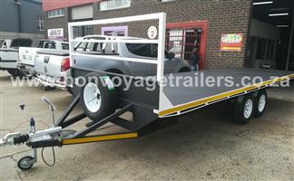 6 X 2 FLATBED TRAILER FOR SALE
