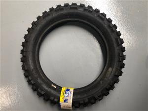 Bike Tyre Michelin 130/80/17 T63