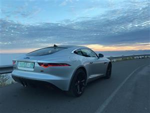 2014 Jaguar F-Type coupe F TYPE S 3.0 V6 COUPE A/T