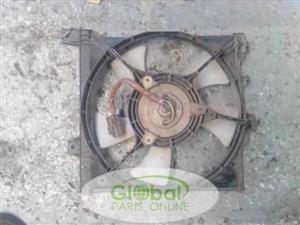 Nissan Radiator Fan