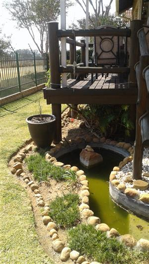 Beautiful 3 Bedroom, 2 Bathroom Retirement Village house in the heart of the Bushveld