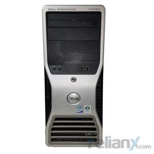 Dell Precision T3400 - Intel Core 2 Quad 2.4Ghz / 4GB Memory / 500GB HDD / 1GB GPU / Tower