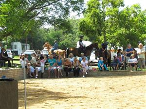 Horse Riding Lessons - Kyalami