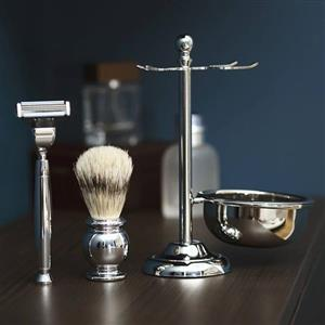 Brand new shaving kit