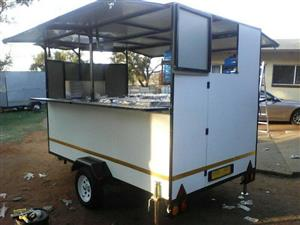 Food Trailer/Mobile Kitchen/Catering Trailer