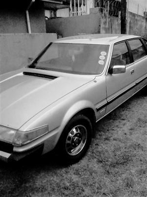1983 Rover 75 2.5 V6 Connoisser SE