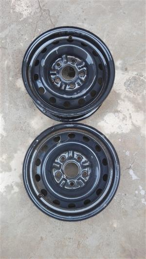 Toyota Rims - 14 Inch 5 Hole