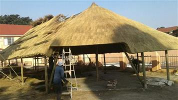 Experts in Thatched Roofs and Lapas