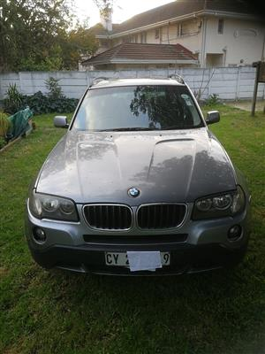 2009 BMW X3 xDrive20d