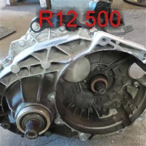 Vw T5  Transporter gearbox. R12500