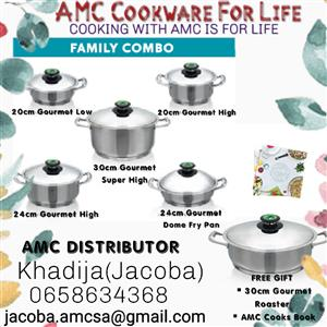 Family Combo Cookware