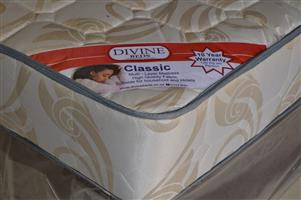 Divine beds direct from the factory