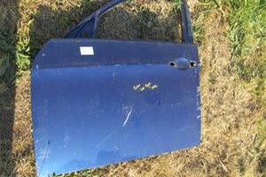 2015 BMW F30 LEFT FRONT DOOR SHELL – USED(CR)