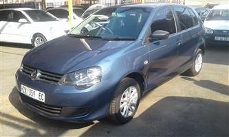 2017 VW Polo Vivo 5 door 1.4 Blueline